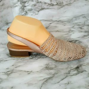 Karen Scott Carolton Slingback Sandal Tan Size 9M